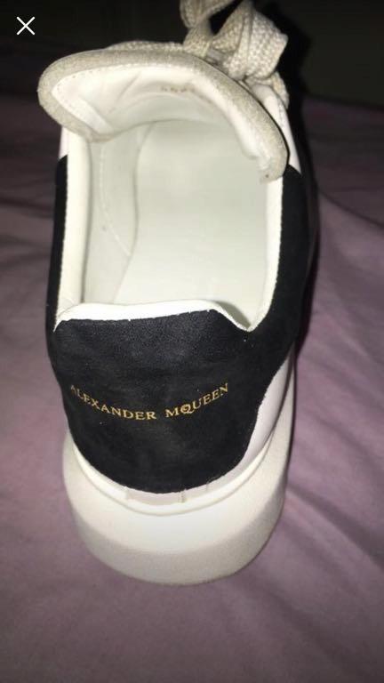 Alexander mcqueen skóra buty vitkac 39