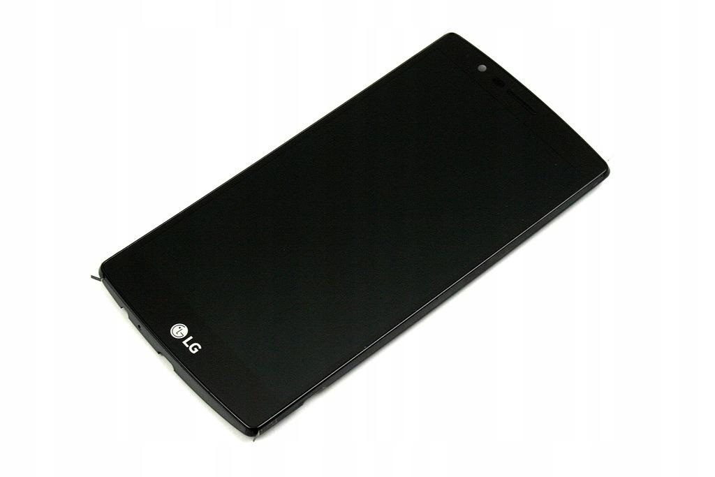 WYŚWIETLACZ LCD DOTYK LG G4 H810 H815 RAMKA H818