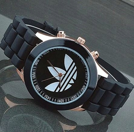 Zegarek z logo Adidas