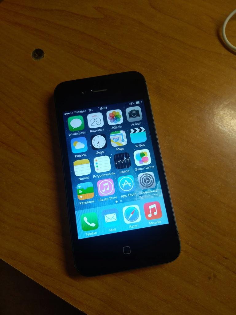 Apple iPhone 4 16GB 100% Sprawny Bez Blokad
