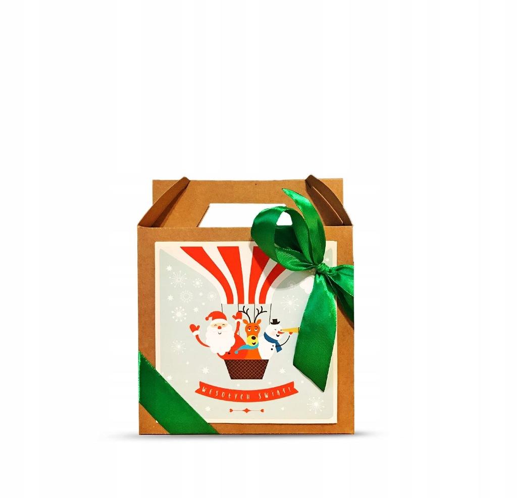 Walizka Święta Kawa Herbata Czekolada BALON mała