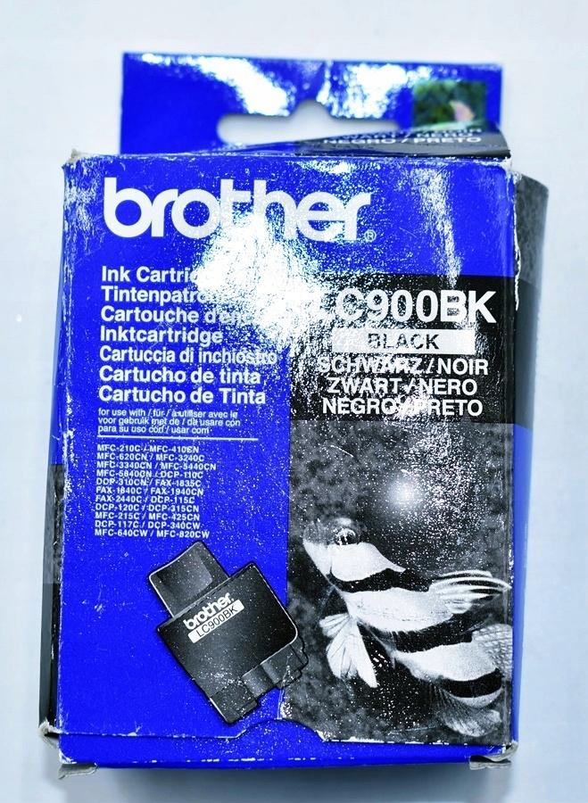 9106-37 BROTHER C900BK n#s ORYGINALNY TONER BLACK