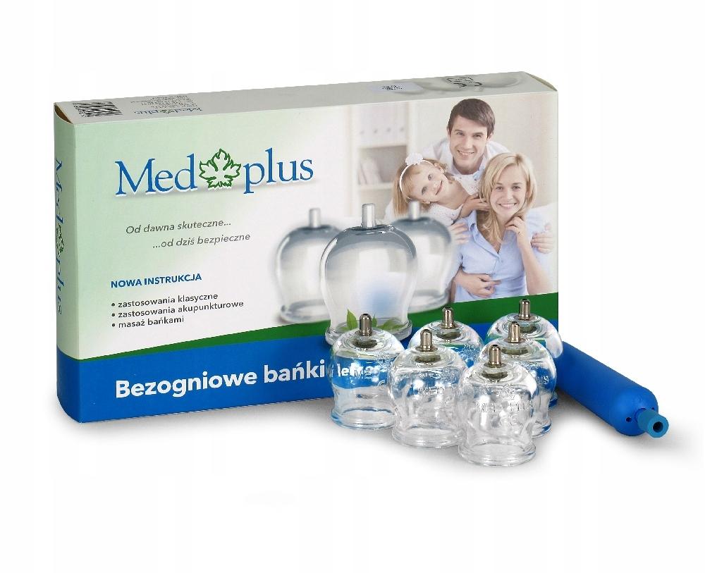 Bańki próżniowe szklane lekarskie 12 szt