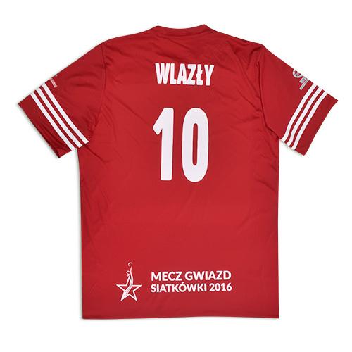 Koszulka adidas Mariusz Wlazły - Mecz Gwiazd