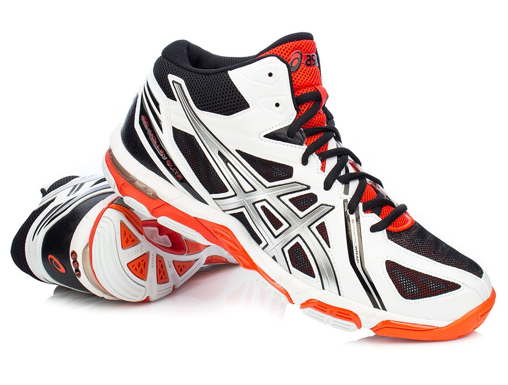 BUTY SIATKARSKIE ASICS GEL VOLLEY ELITE 3 MT 44,5