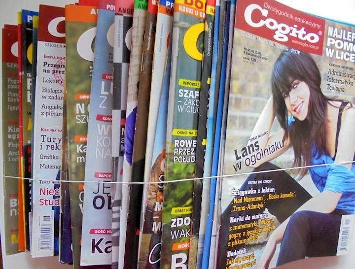 Cogito zestaw 38 numerów z lat 2006-2010