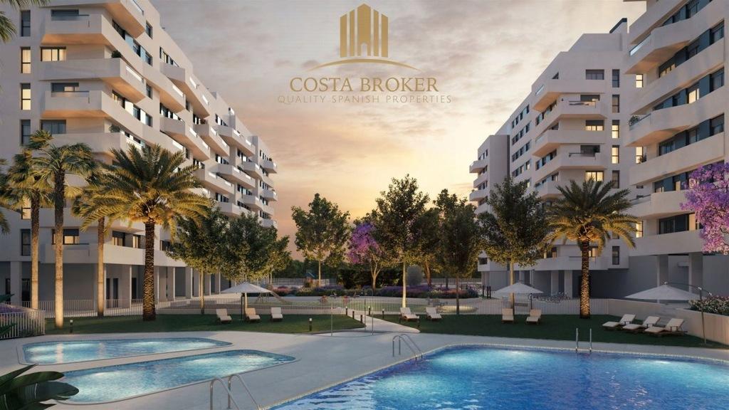 Mieszkanie, Alicante, 89 m²