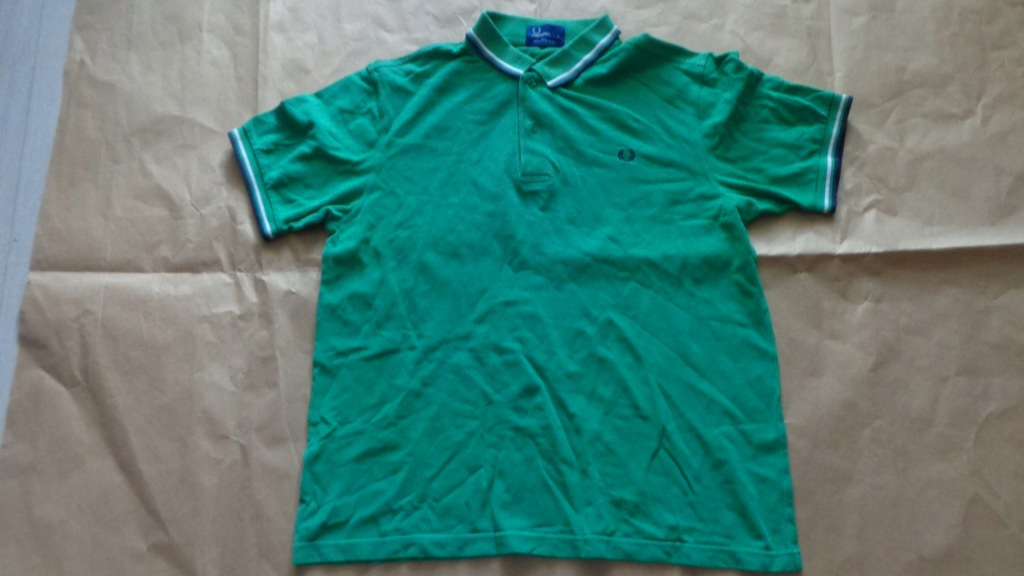 FRED PERRY original POLO oldschol vintage Large*XL