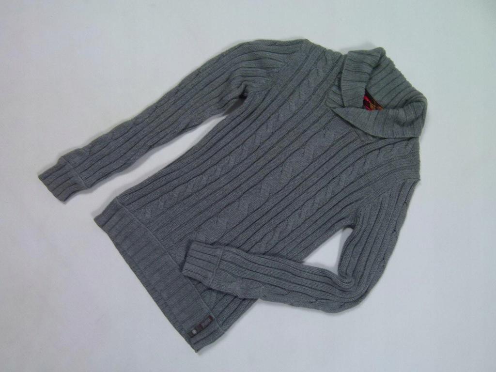 PUMA szary sweter / S