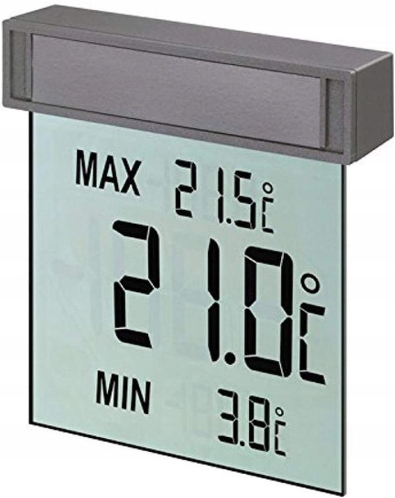 Cyfrowy termometr okienny TFA Dostmann Vision