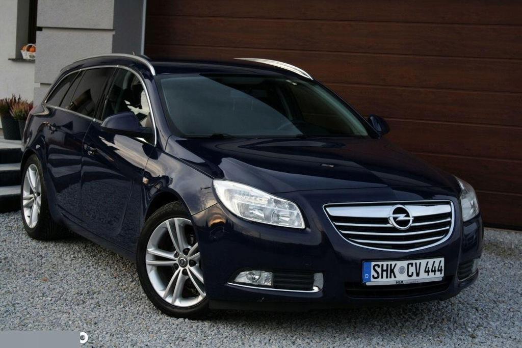 Opel Insignia Kombi 1 8 140km 2010r Swietny Stan 8728485760 Oficjalne Archiwum Allegro