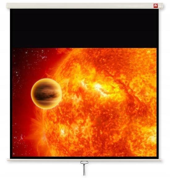 Ekran ścienny ręczny Avtek Video 200