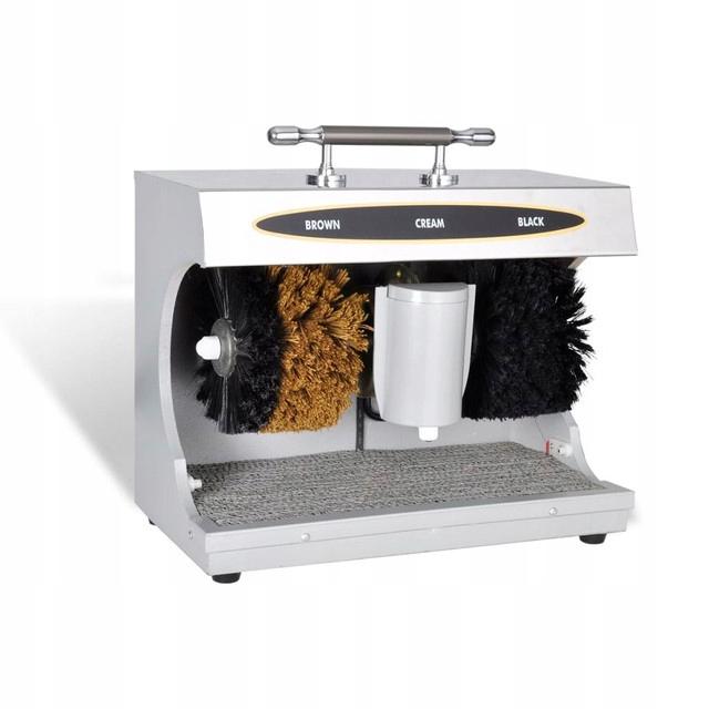 Elektryczna maszyna do czyszczenia butów, polerka