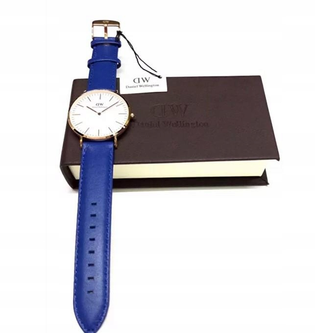 Zegarek DANIEL WELLINGTON 36mm biały srebro