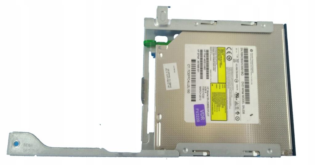 Napęd DVD z mocowaniem do HP Compaq Elite 8300