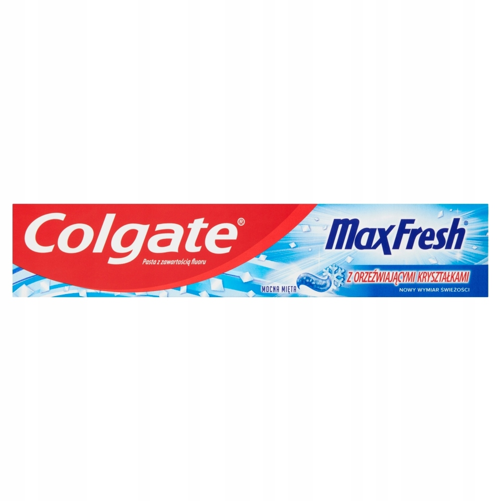Pasta Colgate Max Fresh Cooling Crystals 125ml