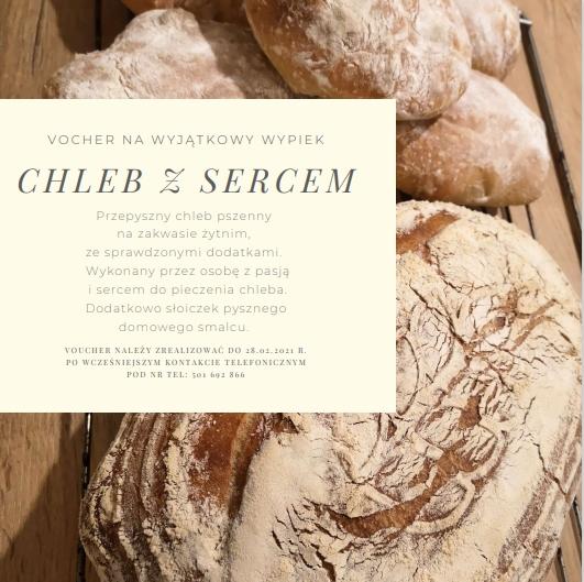 Voucher na swojski chleb - #4670 Rosnowo