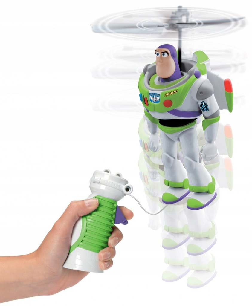 Figurka dron Toy Story 4 Buzz Astral