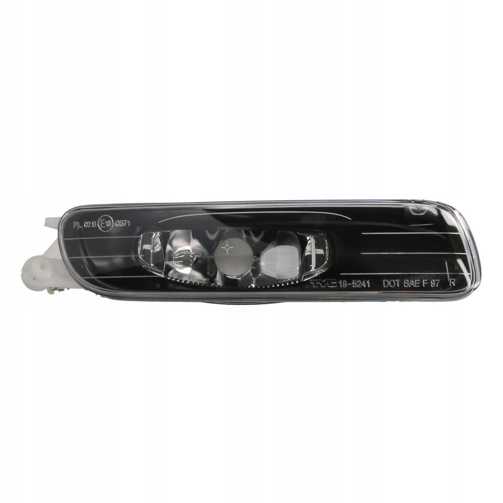 Lampa przeciwmgielna przód P BMW 3 02.98-09.01 TYC