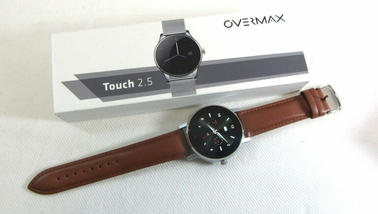 SMARTWATCH OVERMAX TOUCH 2,5