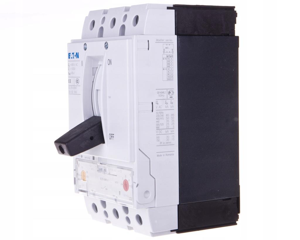 Wyłącznik mocy 125A 3P 50kA NZMN2-A125 259091