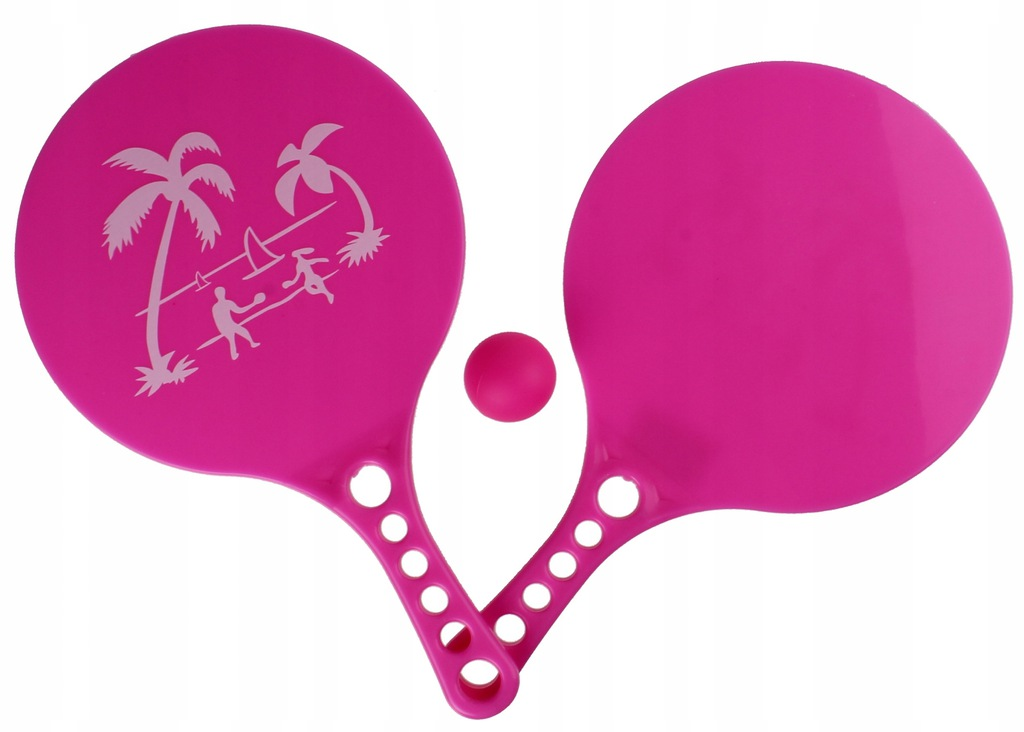 LG Imports 3 częściowy zestaw Beach Fundo beachbal