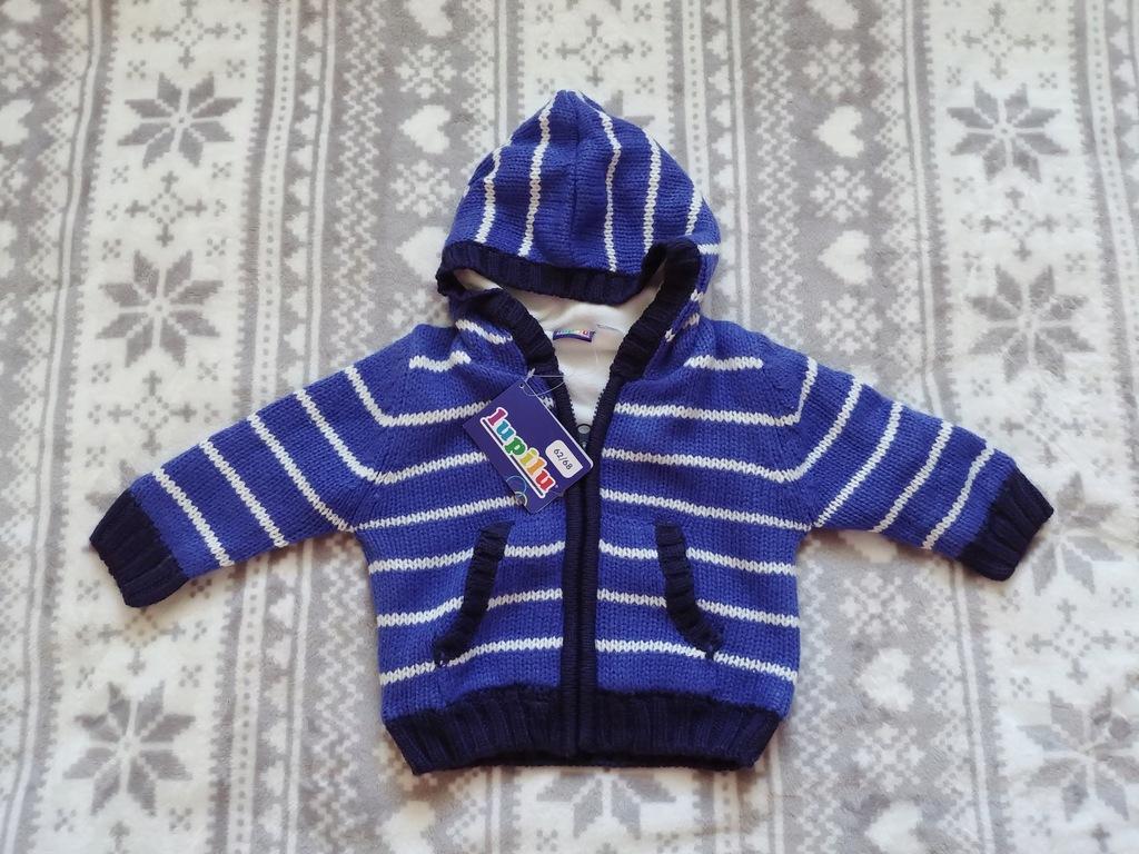 Sweter/bluza Lupilu rozmiar 62/68