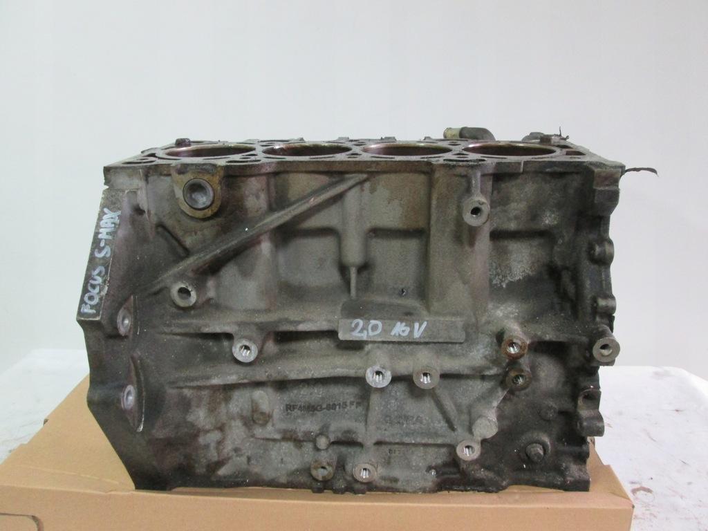 FORD S-MAX 2,0 16 V BLOK SILNIKA RF4M5G6015FF