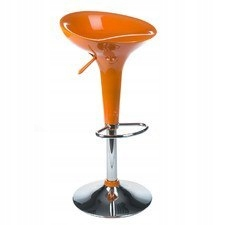 Beauty System Hoker barowy BX-1002 Pomarańczowy !S