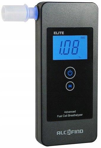 Alkomat Elektrochemiczny Alcofind Elite 5 Lat Gwar
