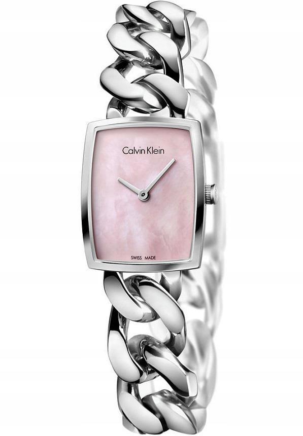 Zegarek Damski Calvin Klein K5D2M12E MASA PERŁOWA