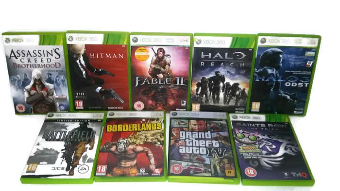 Zestaw Gier Xbox 360 Xbox One Gta 4 Iv 7380494327 Oficjalne Archiwum Allegro