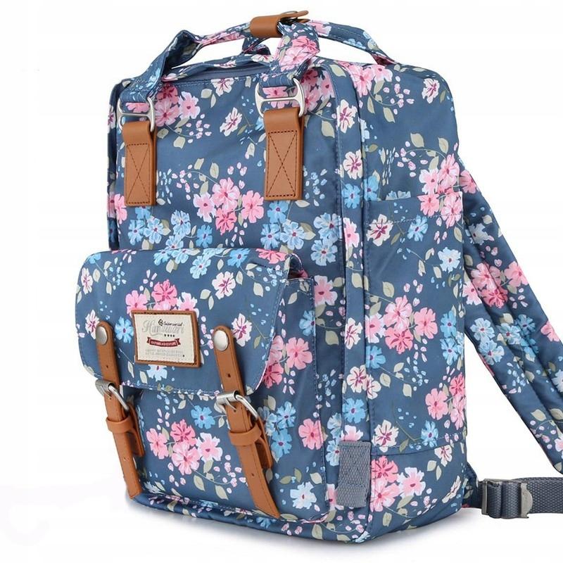 Mała codzienna torebka damska w kwiaty Monnari T5691