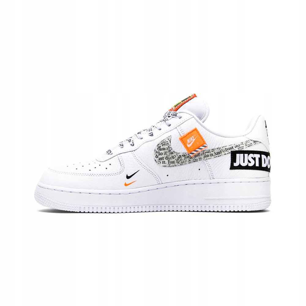 Nike Air Force 1 Low 07 Just Do It AR7719 100 R.45