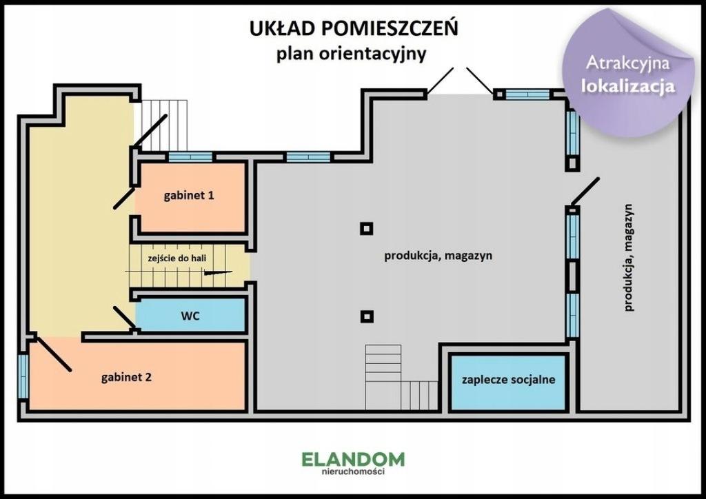 magazyn na wynajem Józefów, otwocki, 300,00 m²