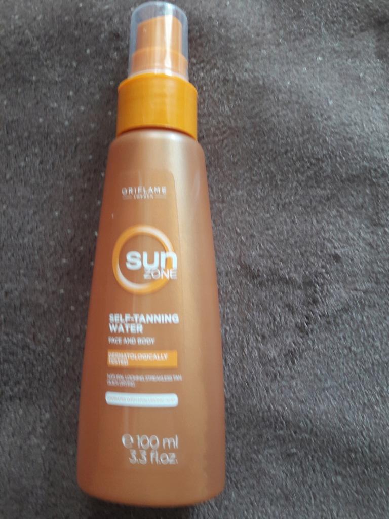Samoopalający spray Sun Zone 100ml