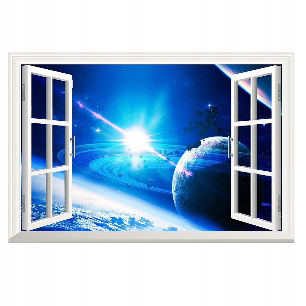 60X90 CM Kreatywna naklejka na drzwi do lodówki Śm