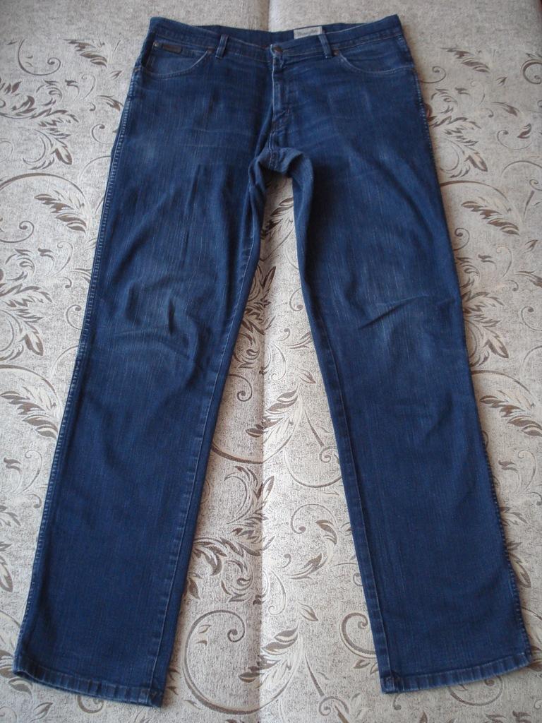 Spodnie Wrangler Texas Stretch W36 L36 pas 94-98