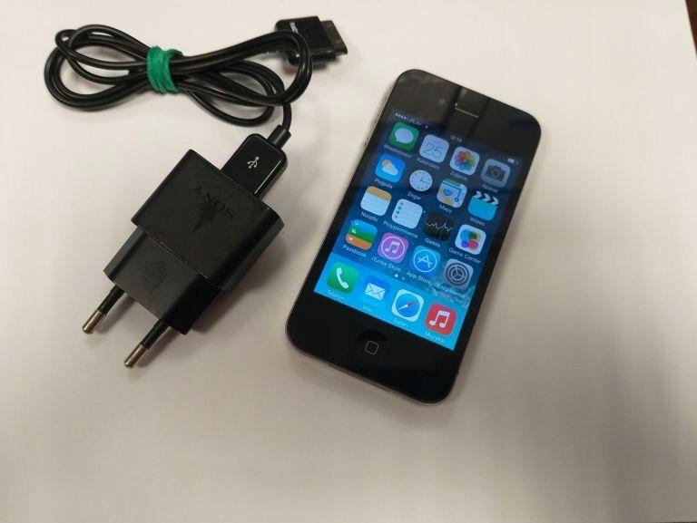APPLE IPHONE 4 16GB + ŁAD POLECAM !