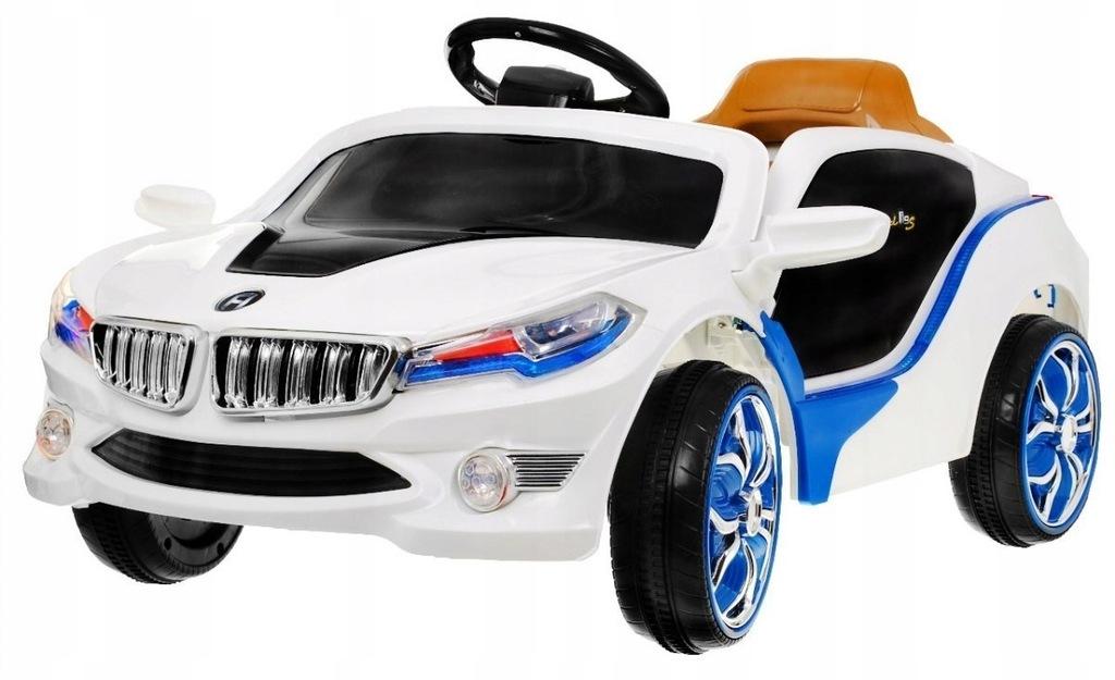 Pojazd Rapid Sport Biały