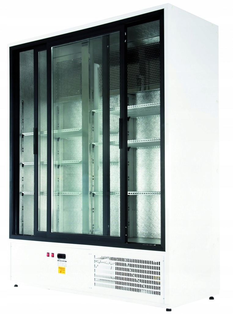 Szafa chłodnicza SCH 1200 SGD lodówka witryna