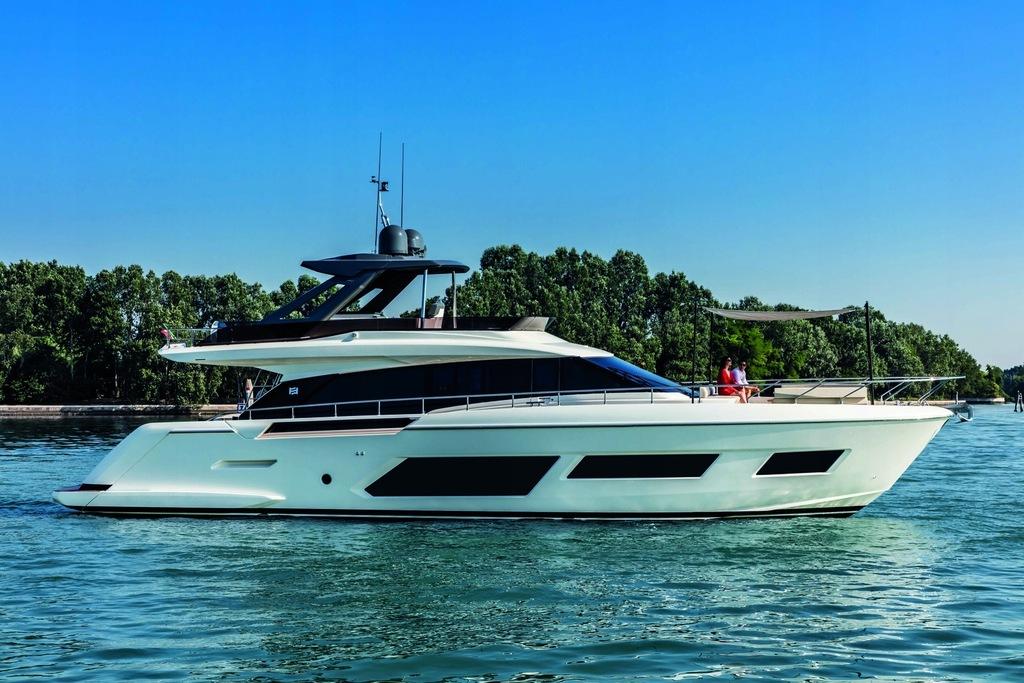 NOWY Jacht motorowy Ferretti Yachts 670