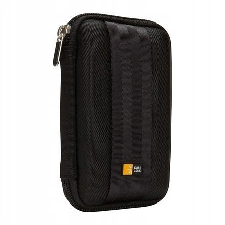 Case Logic Portable Hard Drive Case Black, Molded