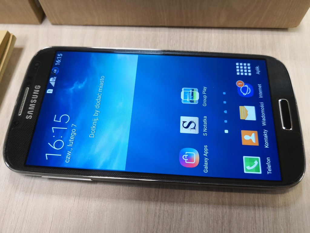 Samsung Galaxy S4 Gt I9502 Dual Sim Dsfa Jak Nowy 7828759721 Oficjalne Archiwum Allegro