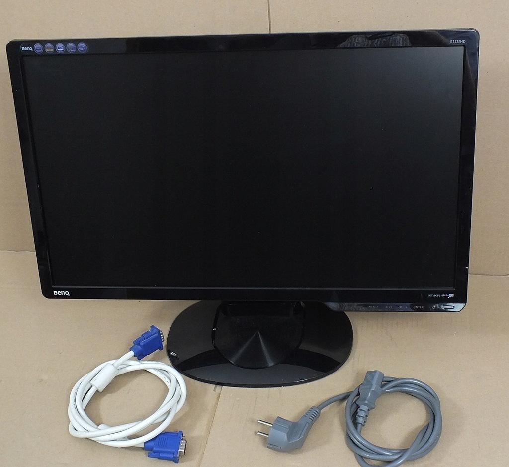 Monitor BENQ G2225HD kable stan BDB