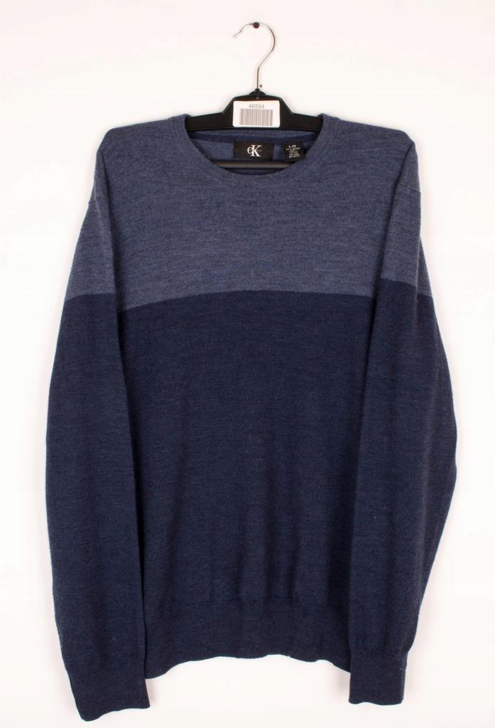 Calvin Klein Sweter Męski L SWT6