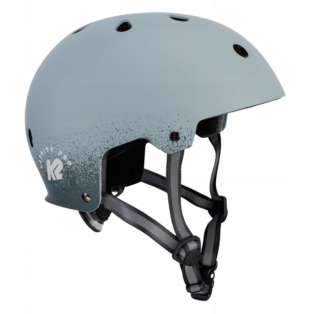 K2 Varsity PRO kask rolki deska rower M 55-58 2785
