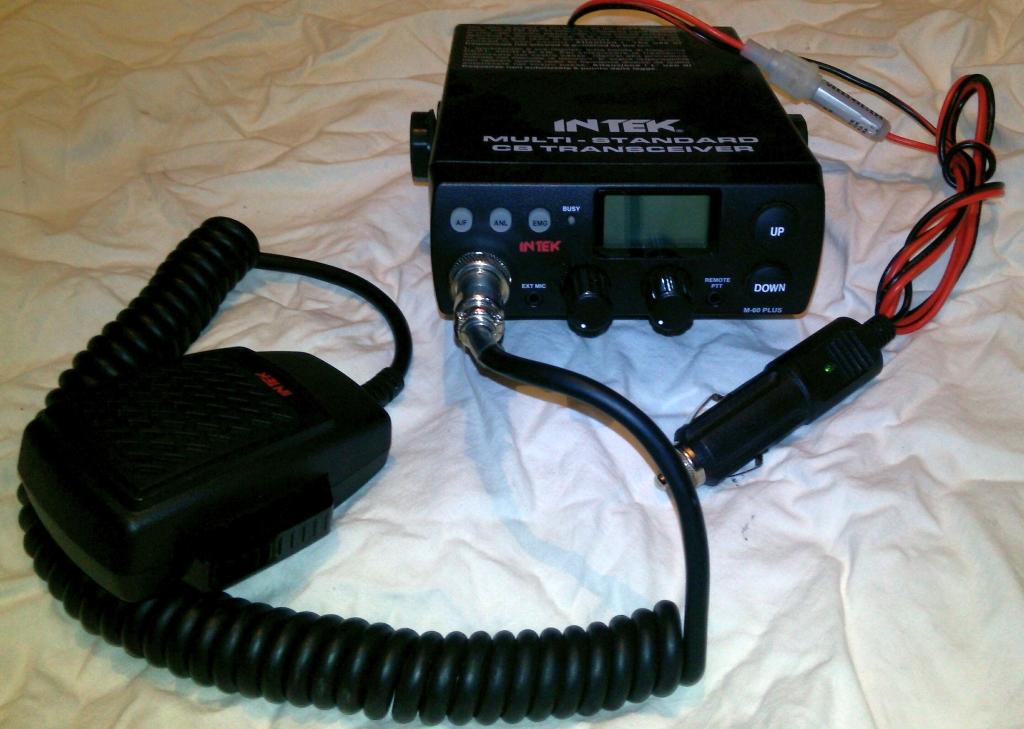 CB radio, INTEK M60