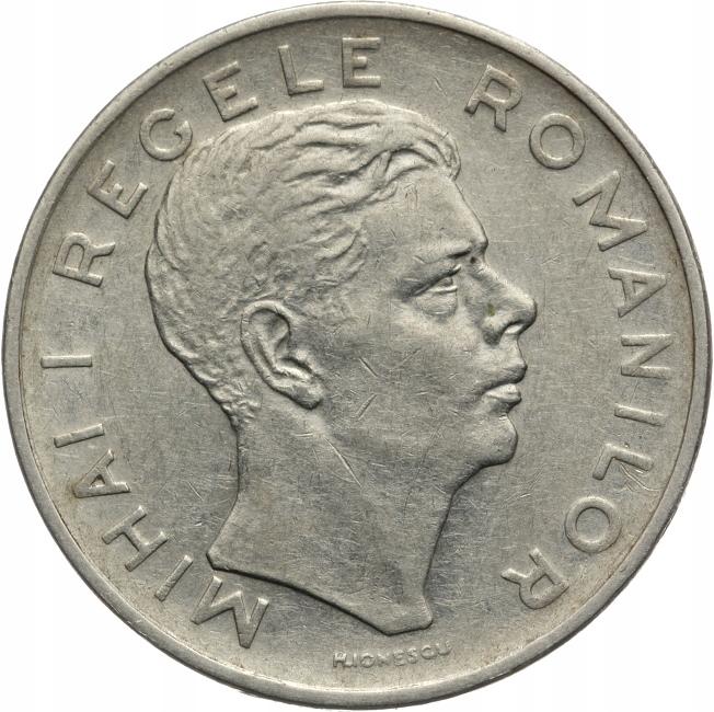 RUMUNIA 100 LEI 1943 ROK st.2-
