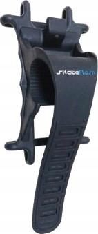 Uchwyt rowerowy SkateFlash Phone Case Czarny